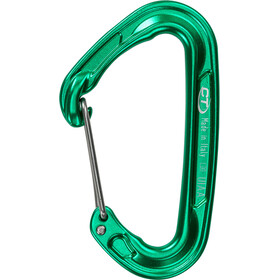 Climbing Technology Fly-Weight Evo Mousqueton, green colour